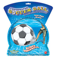 Underwater Soccer Ball