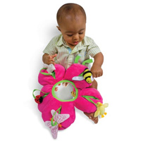 Budding Minds Tuck Inside Activity Toy