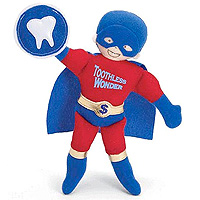 Tooth Time Friends - Toothless Wonder