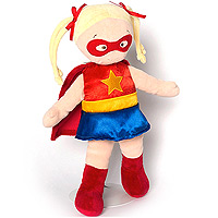 Baby Heroes - Girl 14 inch
