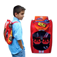 Full Throttle Street Racer Bring Along Backpack
