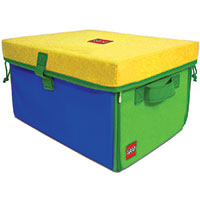 LEGO ZipBin 1000 Brick Toy Box