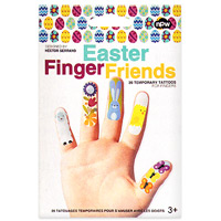 Easter Finger Friends