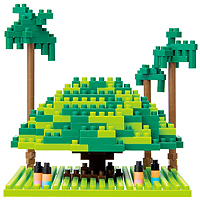 Nanoblock Sites to See - Set 3