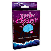 MindTrap Card Game - Brain Cramp