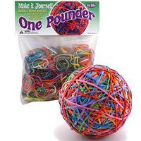 The One Pounder Rubber Band Ball Kit