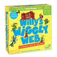 Willys Wiggly Web