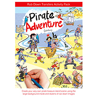 Scribble Down Pirate Adventures