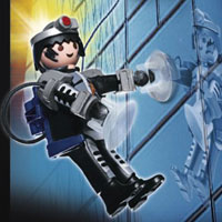 Playmobil Top Agents - Secret Agent