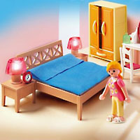 Playmobil Doll House - Parents Bedroom