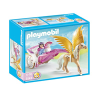 Playmobil Magic Castle - Princess with Pegasus Carriage