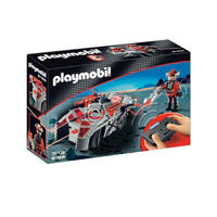 Playmobil Future Planet - Dark Rangers Explorer with IR Knockout Cannon