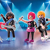 Playmobil PopStars - Band