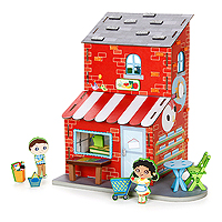 Sunnyside Up Market Playset Kit