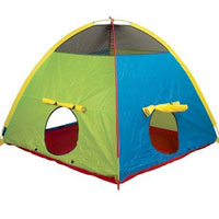 Super Duper 4 Kid Play Tent