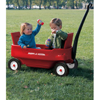Radio Flyer - Pathfinder Wagon