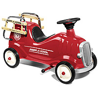 Radio Flyer Fire Engine