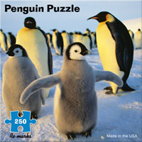 Baby Penguins 250 Piece Puzzle