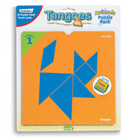 Tangoes Jr. Puzzle Pack