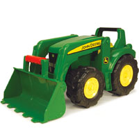 21 inch Big Scoop Tractor with Loader