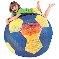 Giant Fun Gripper Soccerball