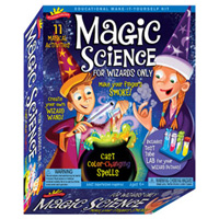 Scientific Explorer Magic Science Wizards