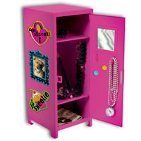 Girl Talk Locker