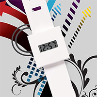 Design It Yourself Paper Watch