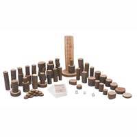 Tree Blocks Math Kit - 67 pieces