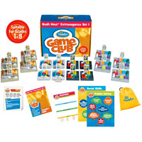 Rush Hour Game Club Extravaganza Game Set 1