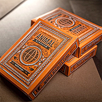 Animal Kingdom Deluxe Playing Cards