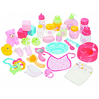 My Sweet Baby Baby Accessory Set
