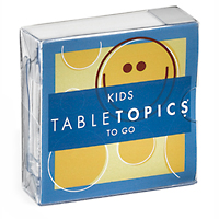 Table Topics To Go - Kids