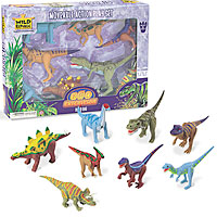 ECO Expedition - Dino Dig Moveable Action Playset