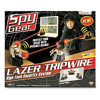 Spy Gear Lazer Defense Network