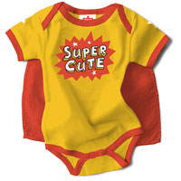 Wry Baby Super Snapsuit - Super Cute