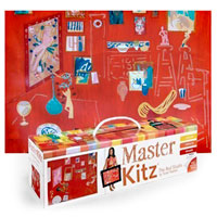MasterKitz - The Red Studio by Henri Matisse
