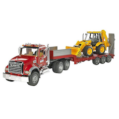 MACK Dump Truck - Best Imaginative Play for Ages 3 to 4