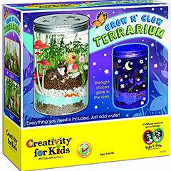 Carnivorous Creations Dome Terrarium Kit Fat Brain Toys