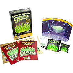 4m glow crystal growing kit instructions