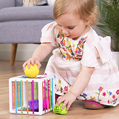 Best Toys for 1 Year Olds in 2020 - Gift Ideas for 1 Year Old ...
