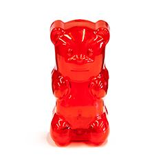 Gummy Bear Pink Nightlight Fat Brain Toys