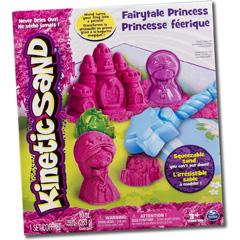 Kinetic Sand Fairytale Princess Set