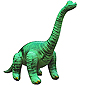 Inflatable Brachiosaurus - 48 In.