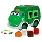 Remote Control Shape Sorter - Go Green Recycle Truck