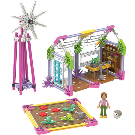 K 39 Nex Mighty Makers Up And Away Runway Designer Going Green Building Sets